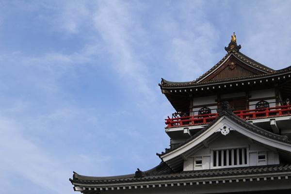 清州城の観光の見どころは?周辺に名所はある?滞在時間はどれくらい?