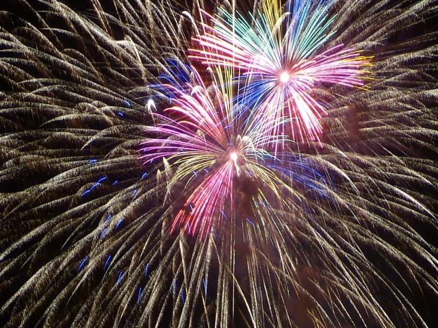 豊田おいでん祭り花火のスポット!穴場の場所や場所取り時間について