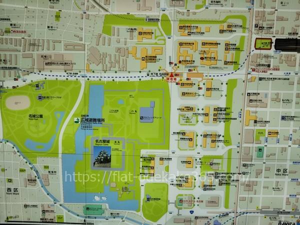 名古屋城へ名古屋駅からバスでアクセスする方法 バス停や乗り場など