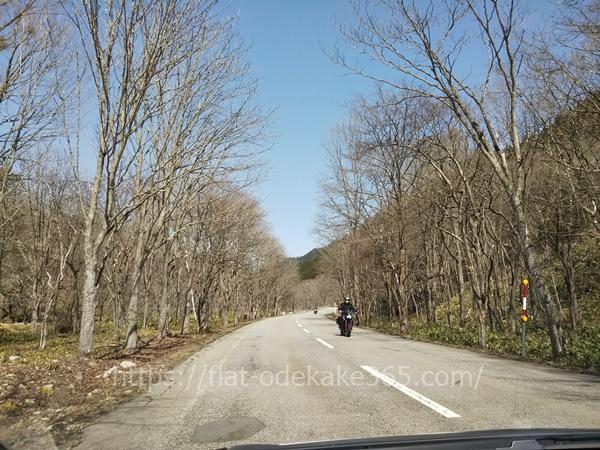 道の駅スタンプラリー中部 岐阜のドライブルートの備忘録(2019年4月6日)
