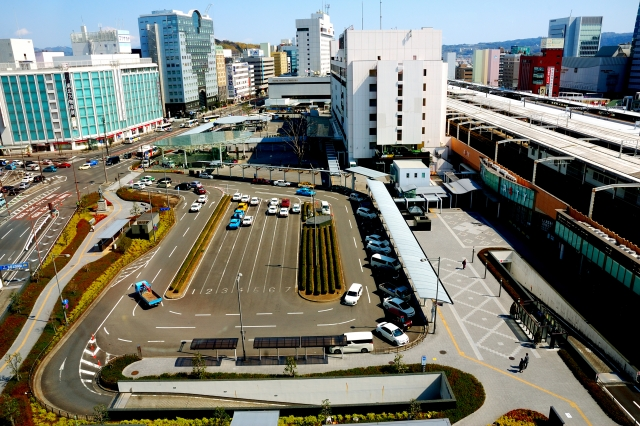 ツインメッセ静岡へバスで行く!静岡駅からの行き方や時刻表や料金など