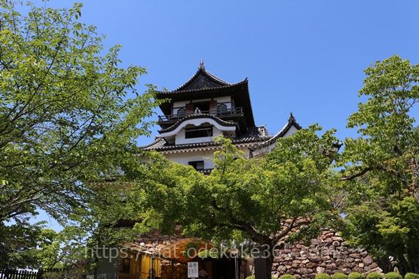 犬山城の御城印・御朱印のもらい方 料金やもらえる場所などご紹介