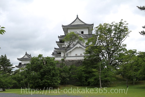伊賀上野城では食事はできる?周辺のランチスポットのおすすめは?