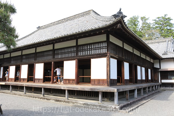 掛川御殿の外観の写真