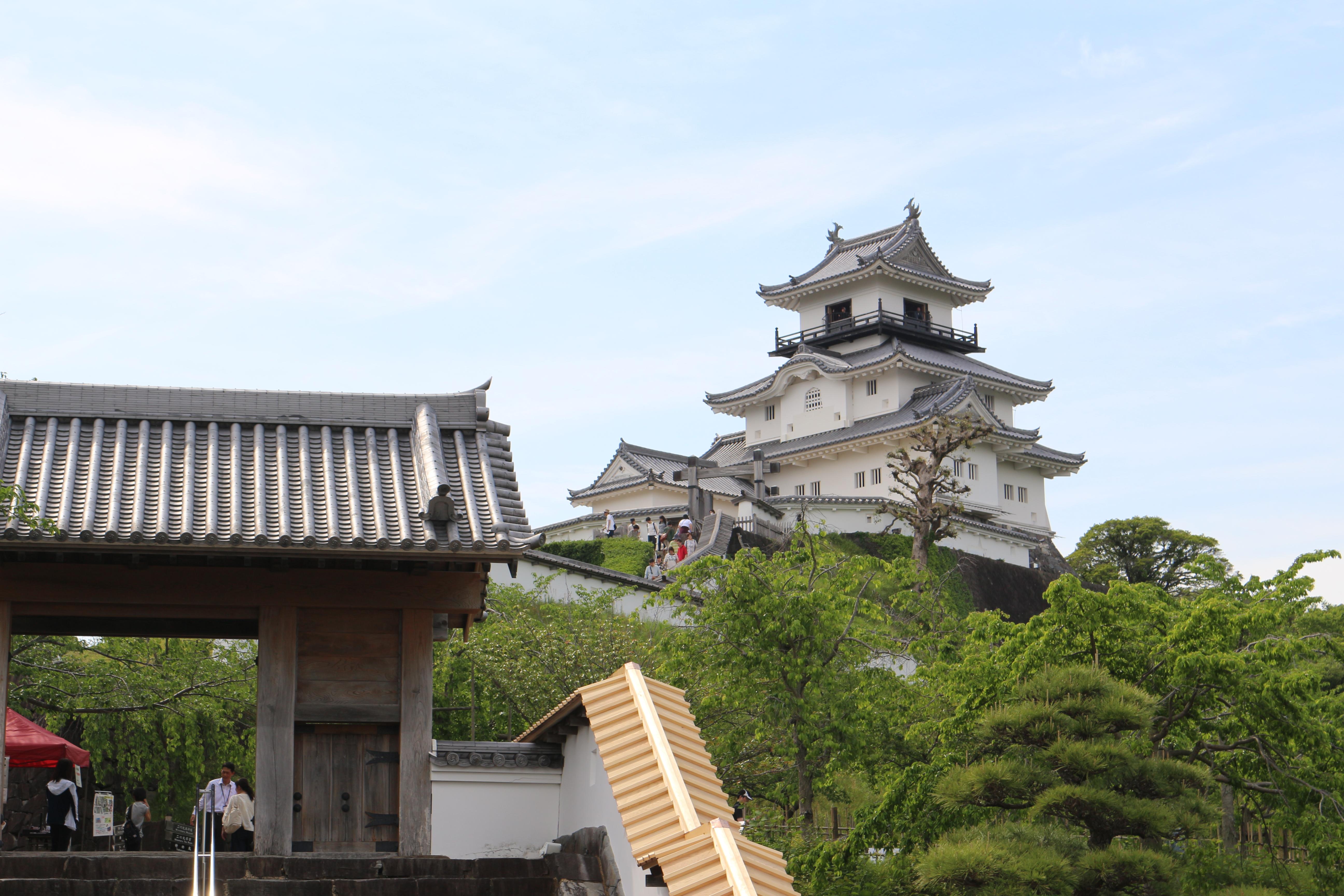 掛川城の入場料について 割引券・クーポンなどの割引情報も!
