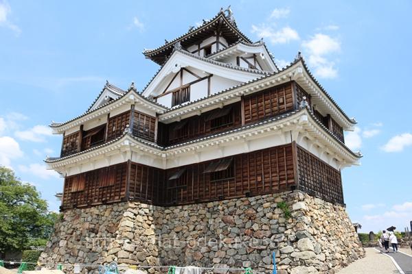 福知山城へ行ってきた感想 城や天守閣の見所を観光した時の所要時間など