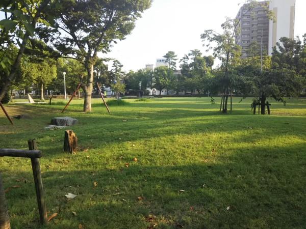 大垣公園の様子