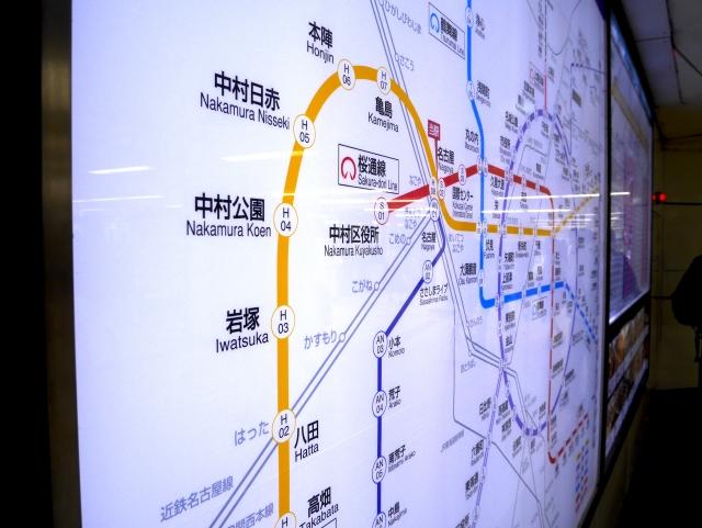 トヨタ博物館へのバスや電車をつかった行き方 最寄り駅やバス停・乗り継ぎなど